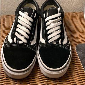 Vans Old Skool (Black/White)